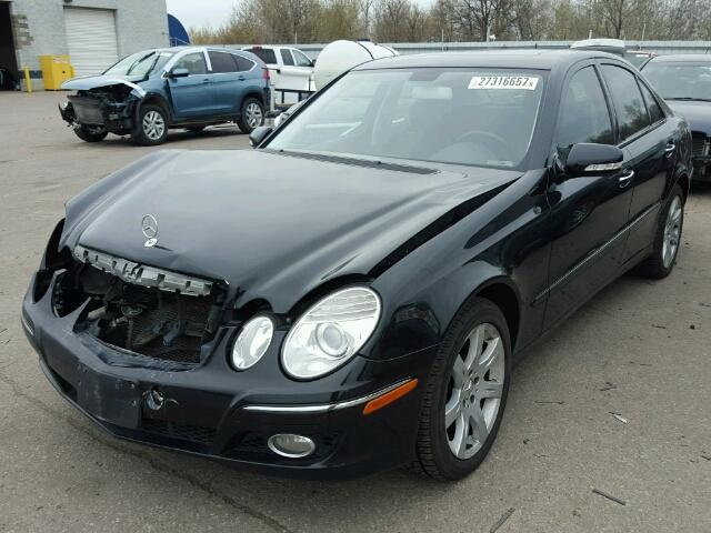 Salvage mercedes benz e class cars for sale and auction for Salvage mercedes benz