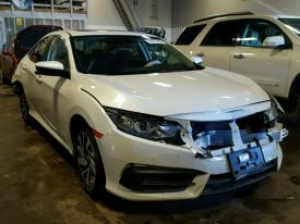 Salvage Honda Civic