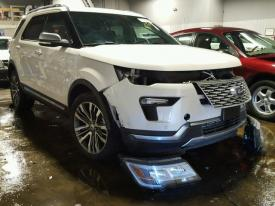 Salvage Ford Explorer